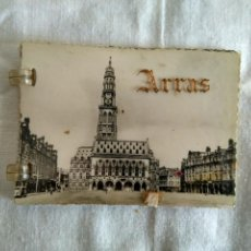 Postales: ARRAS. ALBUM 10 FOTOS MINIATURAS.. Lote 164794106