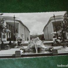Postales: FRANCIA - PAU L'AVENUE DE LATTRE DE TASSINGY, AU FOND LES PYRENEES - ED.CHANTECLER 1118 ESCRITA 1957. Lote 164963222