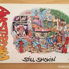 Postales: AMSTERDAM. STILL SMOKIN' (POSTAL). Lote 165153554
