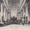 Postales: FRANCIA ARRAS LA CATEDRAL 1909 POSTAL CIRCULADA . Lote 165221014