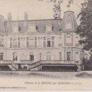 Postales: FRANCIA CASTILLO DE BRICHE 1917 POSTAL CIRCULADA . Lote 165330814