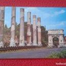 Postales: POSTAL POST CARD CARTE POSTALE ITALIA ITALY ROMA ROME ARCO DI TITO ARC DE TITUS OF DER TITUSBOGEN. Lote 165430730