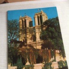 Postales: LOTE DE 6 POSTALES A ELEGIR ENTRE LAS DE LAS FOTOS NOTRE DAME PARIS AÑOS 60. Lote 165997768