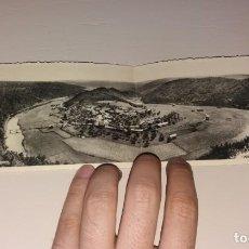 Postales: POSTAL. FRAHAN (BÉLGICA) SOBRE EL RÍO SEMOIS. PANORÁMICA, AÑOS 30, SIN CIRCULAR. Lote 166131850