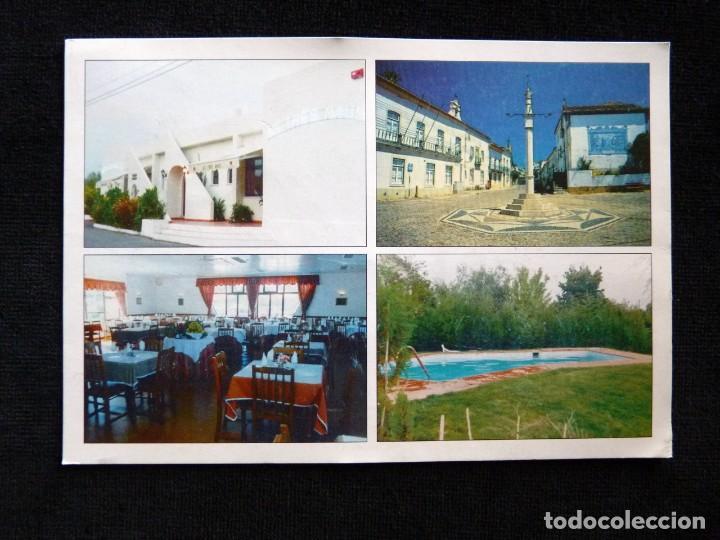 Postales: LOTE DE ÁLBUMES Y POSTALES DE PORTUGAL (39 POSTALES), AÑOS 60-70 - Foto 7 - 166348746