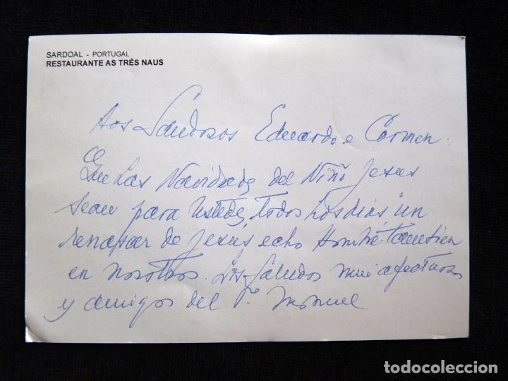 Postales: LOTE DE ÁLBUMES Y POSTALES DE PORTUGAL (39 POSTALES), AÑOS 60-70 - Foto 8 - 166348746