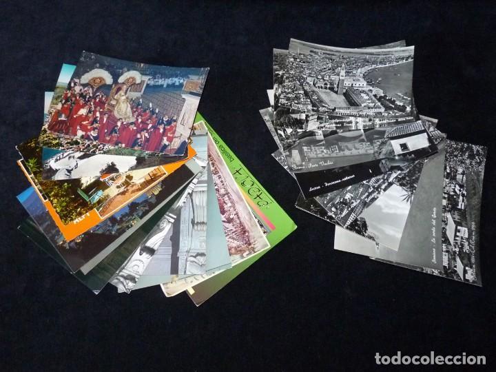 LOTE DE 23 POSTALES DE ITALIA. AÑOS 60-70, SIN CIRCULAR (Postales - Postales Extranjero - Europa)