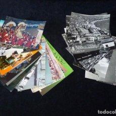 Postales: LOTE DE 23 POSTALES DE ITALIA. AÑOS 60-70, SIN CIRCULAR. Lote 166348946