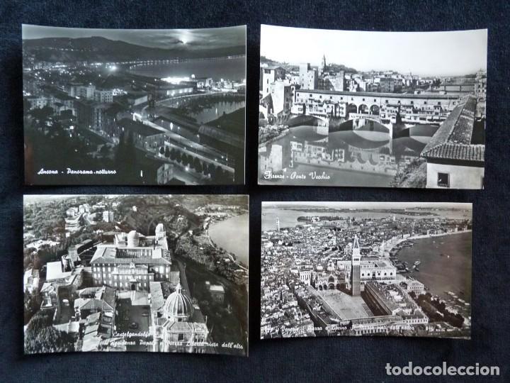 Postales: LOTE DE 23 POSTALES DE ITALIA. AÑOS 60-70, SIN CIRCULAR - Foto 2 - 166348946