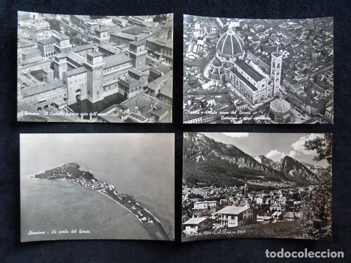 Postales: LOTE DE 23 POSTALES DE ITALIA. AÑOS 60-70, SIN CIRCULAR - Foto 4 - 166348946