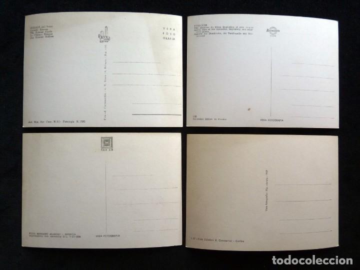 Postales: LOTE DE 23 POSTALES DE ITALIA. AÑOS 60-70, SIN CIRCULAR - Foto 5 - 166348946
