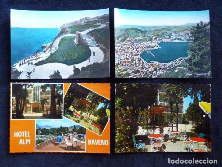 Postales: LOTE DE 23 POSTALES DE ITALIA. AÑOS 60-70, SIN CIRCULAR - Foto 8 - 166348946