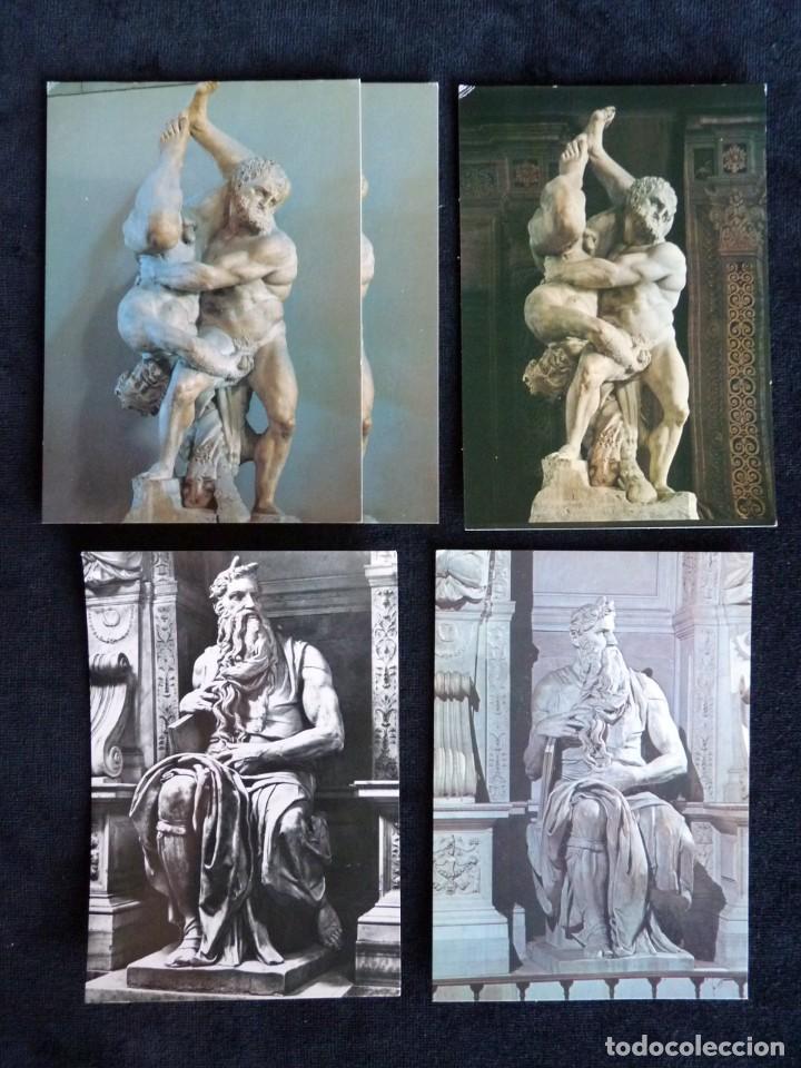 Postales: LOTE DE 23 POSTALES DE ITALIA. AÑOS 60-70, SIN CIRCULAR - Foto 10 - 166348946