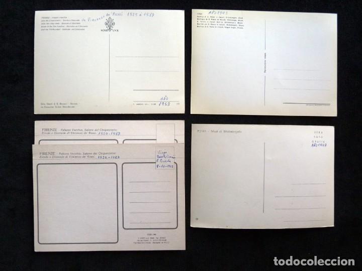 Postales: LOTE DE 23 POSTALES DE ITALIA. AÑOS 60-70, SIN CIRCULAR - Foto 11 - 166348946