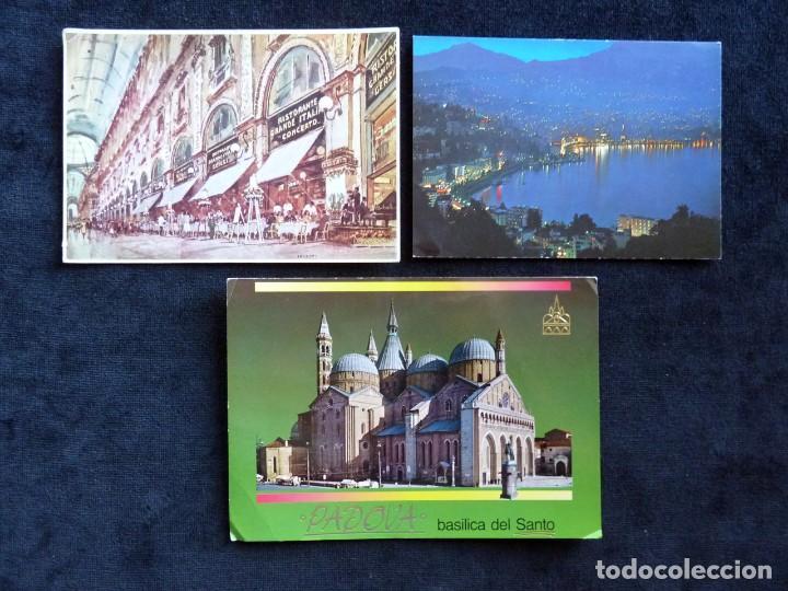 Postales: LOTE DE 23 POSTALES DE ITALIA. AÑOS 60-70, SIN CIRCULAR - Foto 12 - 166348946