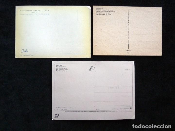 Postales: LOTE DE 23 POSTALES DE ITALIA. AÑOS 60-70, SIN CIRCULAR - Foto 13 - 166348946