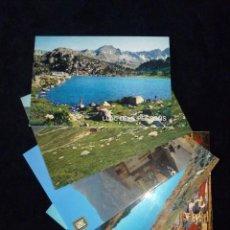 Postales: LOTE DE 5 POSTALES DE ANDORRA. AÑOS 60-70, SIN CIRCULAR. Lote 166349038