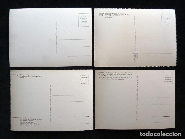 Postales: LOTE DE 19 POSTALES DE EUROPA. AÑOS 50-70, CIRCULADAS Y SIN CIRCULAR - Foto 3 - 166349122