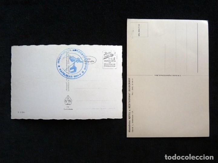 Postales: LOTE DE 19 POSTALES DE EUROPA. AÑOS 50-70, CIRCULADAS Y SIN CIRCULAR - Foto 5 - 166349122