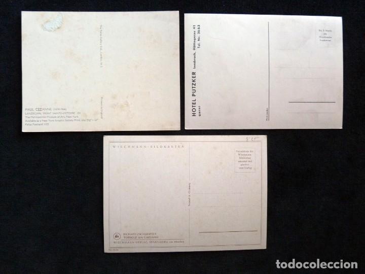 Postales: LOTE DE 19 POSTALES DE EUROPA. AÑOS 50-70, CIRCULADAS Y SIN CIRCULAR - Foto 7 - 166349122