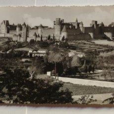 Postales: POSTAL FRANCIA CITE DE CARCASSONNE AUDE. Lote 166425886