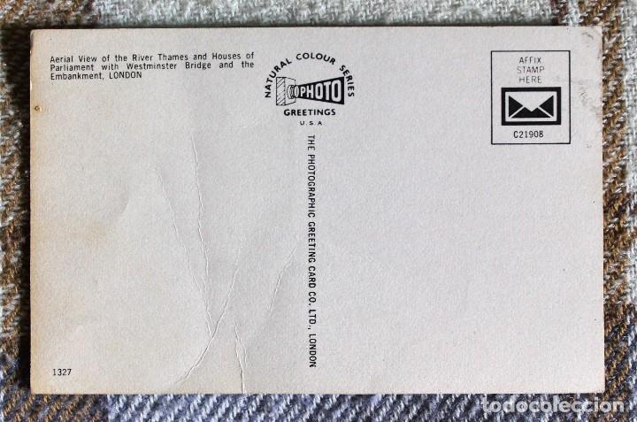 Postales: Antigua postal de Londres - Foto 2 - 167139484