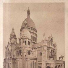 Postales: FRANCIA FRANCIA PARIS SACRE COEUR 1928 POSTAL CIRCULADA . Lote 167287560