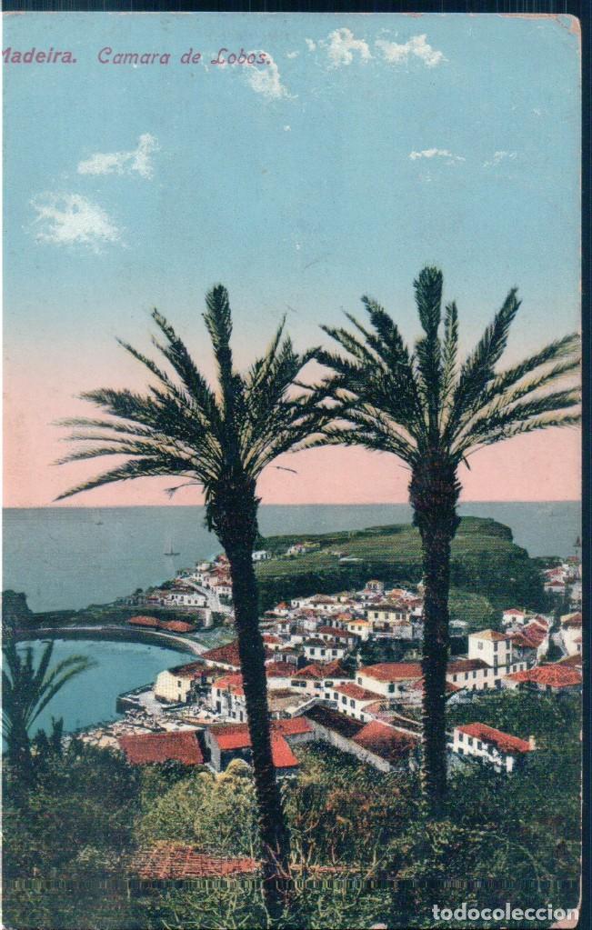 POSTAL MADEIRA - CAMARA DE LOBOS - BP 148 (Postales - Postales Extranjero - Europa)