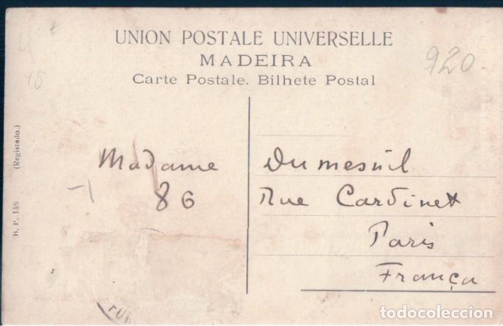 Postales: POSTAL MADEIRA - CAMARA DE LOBOS - BP 148 - Foto 2 - 167793968