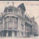Postales: POSTAL NICE - THEATRE DE L'OPERA - EDITION GILETTA . Lote 167932424