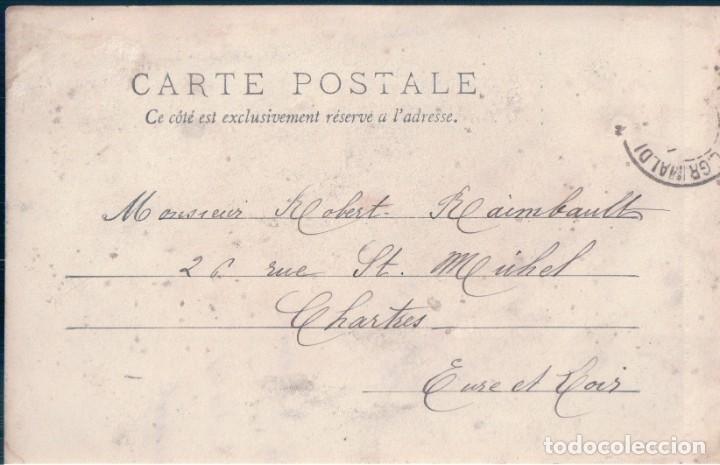 Postales: POSTAL NICE - THEATRE DE L'OPERA - EDITION GILETTA - Foto 2 - 167932424
