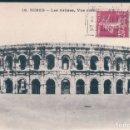 Postales: POSTAL NIMES - LES ARENES - VUE EXTERIOURE - BEAUQUIER - FRANCIA. Lote 168028252
