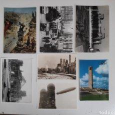Postales: LOTE DE 7 POSTALES HISTORICAS DE BERLIN. SEGUNDA GUERRA MUNDIAL, POSTGUERRA. Lote 168358457