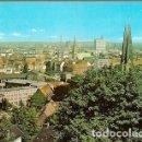Postales: ALEMANIA & VISTA DESDE SPARRENBURG , LA CIUDAD, RESTAURANTE SPARRENBURG A WARSTEIN 1971 (4800). Lote 168374520