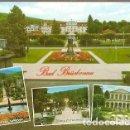 Postales: ALEMANIA & CIRCULADO, SALUDOS DESDE AD BRUCKENAU, STAATSBAD 1977 (8788) . Lote 168374776