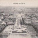 Postales: FRANCIA VERSAILLES VISTA PANORAMICA 1920 POSTAL CIRCULADA . Lote 168561584