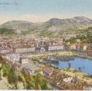 Postales: FRANCIA NIZA VISTA DEL PUERTO 1915 POSTAL CIRCULADA . Lote 168562456