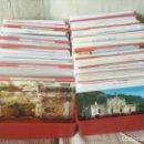 Postales: LOTE DE MAS DE 1100 POSTALES PRINCIPALMENTE DE EUROPA AÑOS 50, 60 Y 70. NUEVAS, SIN USAR.. Lote 168669492
