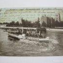 Postales: LONDRES-LONDON-LAMBETH PALACE-BARCO-POSTAL ANTIGUA-VER FOTOS-(60.746). Lote 168743996