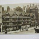 Postales: LONDRES-LONDON-OLD HOUSES-POSTAL ANTIGUA-VER FOTOS-(60.747). Lote 168744128