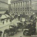 Postales: LONDRES-LONDON-REGENT STREET & HOTEL PICCADILLY-POSTAL ANTIGUA-VER FOTOS-(60.751). Lote 168744328