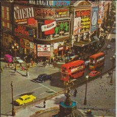 Cartes Postales: LONDRES, PICCADILLY CIRCUS AND REGENT ST. - CAPITAL SOUVENIRS 152-C - S/C. Lote 169124824