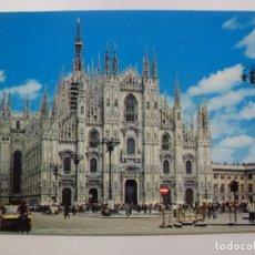 Postales: POSTAL. MILANO. IL DUOMO. ED. LUIGI SCROCCHI. NO ESCRITA. . Lote 169288088