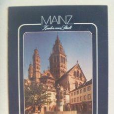 Postales: POSTAL DE MAINZ ( ALEMANIA ): UNIVERSIDAD . CIRCULADA A SEVILLA. Lote 169321408