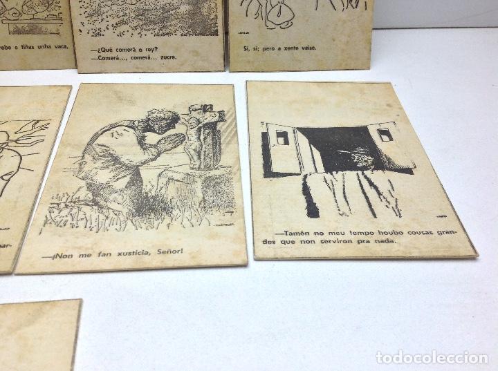 Postales: LOTE POSTALES ANTIGUAS PORTUGAL - HISTORIA SATIRICAS DE LA VIDA - Foto 4 - 169407980