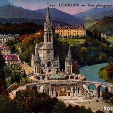 Postales: POSTAL LOURDES LOURDES, FRANCIA . Lote 169599260
