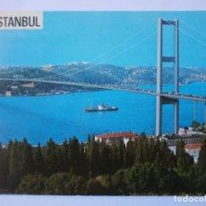 Postales: POSTAL ESTAMBUL ISTANBUL TURKIA NUEVA. Lote 169988432