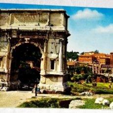 Postales: ITALIA - ROMA, ARCO DI TITO / NO CIRCULADA.. Lote 170225692