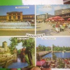 Postales: POSTAL HANNOVER. Lote 170378176