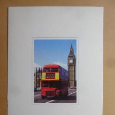 Postales: POSTAL - LONDON/LONDRES - BIG BEN - ED. STORTI. Lote 170388556
